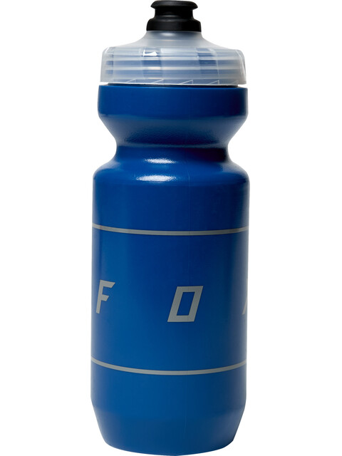 Fox Moth Purist Water Bottle Misc 650ml midnight